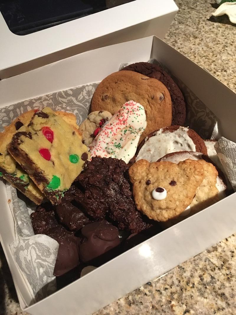 アメリカのクッキーエクスチェンジパーティー